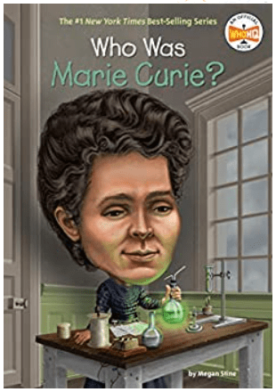 Who Was Marie Curie?(Megan Stine)